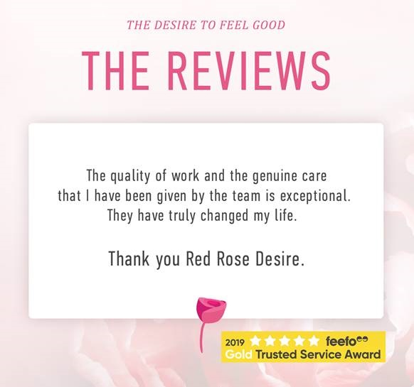 Reviews of Red Rose Desire